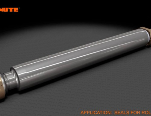 Video esplicativo delle guarnizioni TR/4 e TR/VO-I-PTV per l'applicazione in laminatoi